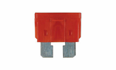 Connect 37133 10amp LED Standard Blade Fuse 5 Pc