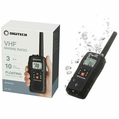 NEW 3W VHF Marine Radio Transceiver Dual and triple watch function