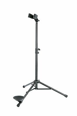 K&M Bassoon Stand Black