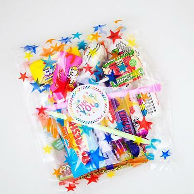 Pre Filled, Sweets Bags, Birthday Party Favours, Children Kids Candy Sweet Bag
