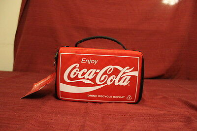 Lunchbox Icooler Coca-Cola Cooler New With Tags Look Freezeable Cooler Fast Ship