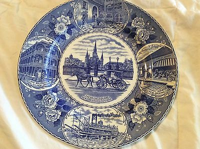 Jackson Square New Orleans Collector Plate