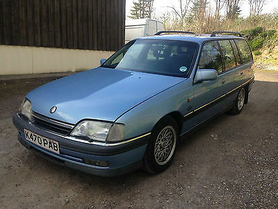 Vauxhall Carlton Estate CD 2L Auto 1993 - Remarkable Condition