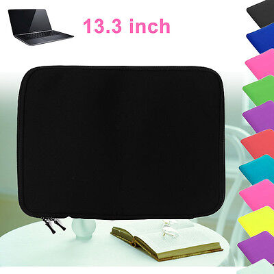 13.3 Inch Laptop Sleeve Carry Bag Case Cover For Apple Dell Sony Acer HP Toshiba
