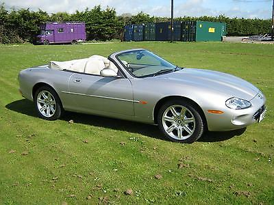 2000 Jaguar Xk8 Convertible. Only 5000 Miles From New.