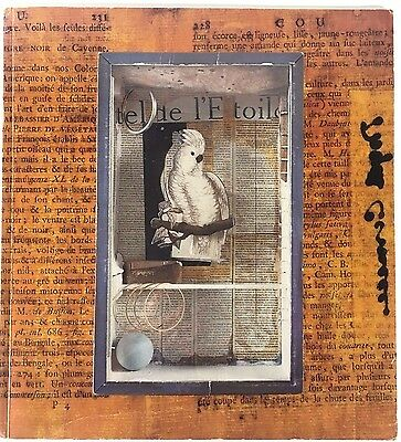 Joseph Cornell Art Exhibition Catalog Pace Gallery 1986 Paperback
