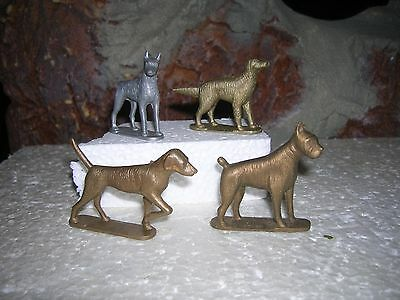 1950 Dogs Toy Cereal Premium Nabisco Wheat Rice Honeys BOXER PINCHER POINTER
