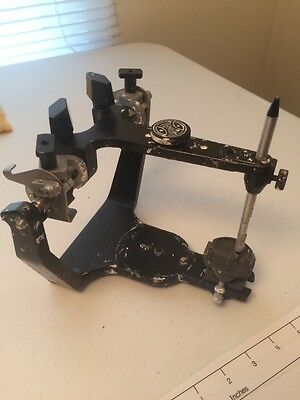 HANAU Teledyne 35949-4 Dental Semi Adjustable Articulator