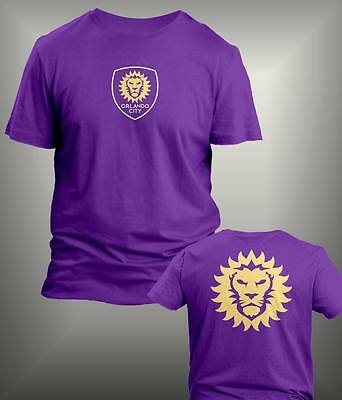 Orlando City Soccer Shirt - All Sizes Available
