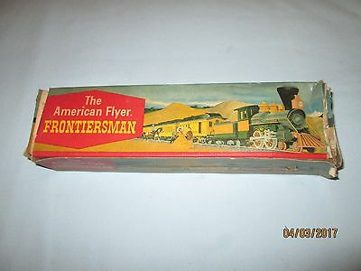 Original Box for American Flyer #24730 Overland Express Baggage Car