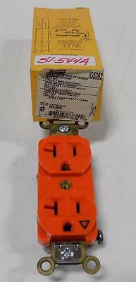 Hubbell Receptacle Ig5362
