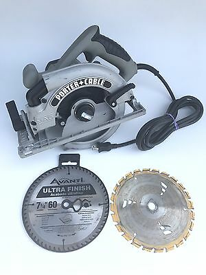 Porter Cable 423 MAG 7-1/4 in. 15 Amp Corded Circular Saw Made In USA!!