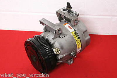 Vgc: Genuine Gm Delphi Vt V8 5.0L Air Conditioner A/c Compressor - 304 Con Hsv