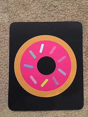 Inspired By Kate Spade - New Donut Mouse Pad