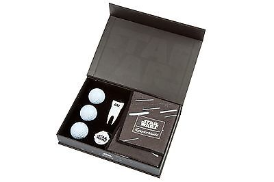 Taylormade Star Wars Gift Set Balls, Towel, Ball Marker & Divot Tool LTD EDITION