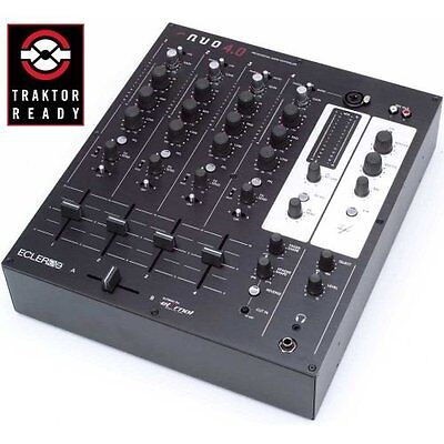 SEHR GUT: ECLER Nuo 4.0 Battle-Mixer
