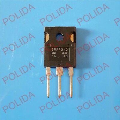 10PCS Power MOSFET Transistor IR/VISHAY/HARRIS TO-247 IRFP240 IRFP240PBF