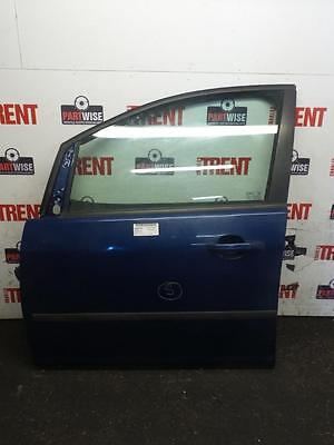2008 FORD FOCUS C MAX 5 Door MPV Blue N/S Passengers Left Front Door