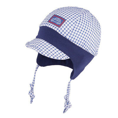 TIE UP 100% Cotton hat with UV +30 UV+50 SUN PROTECTION Spring Summer BABY