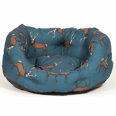 """Woodland Stag Deluxe Slumber Pet Bed 