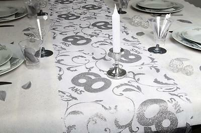Chemin De Table 60 Ans