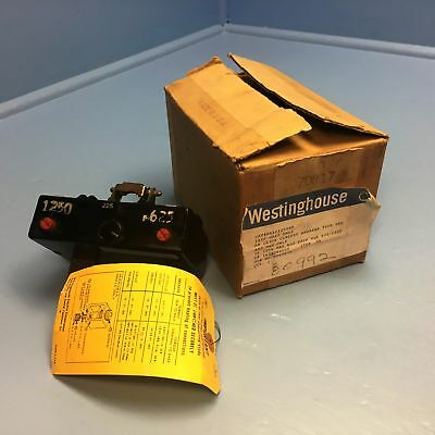 NEW Westinghouse HKA21250TM 225A AB Trip Unit for Breaker HKA 2 Pole 225 Amp NIB