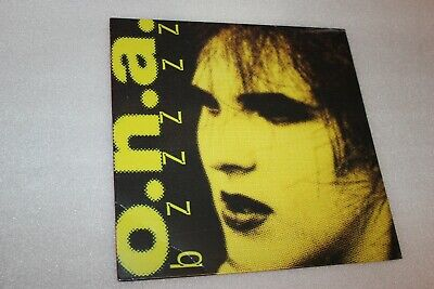 O.N.A - Bzzzzz Vinyl LIMITED NUMBERED 364/500  POLISH RELEASE