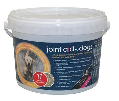 GWF Joint Aid For Dogs 2kg (4 x 500g)