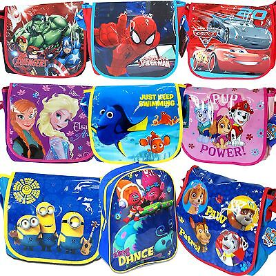 Official Disney Kids TV Movie Character Bag School Backpack Brand New