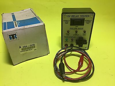 Thermo King 12 Volt Relay Tester 204-919