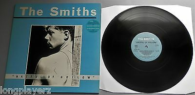 The Smiths - Hatful Of Hollow UK 1984 Rough Trade LP Gatefold & Inner Sleeve