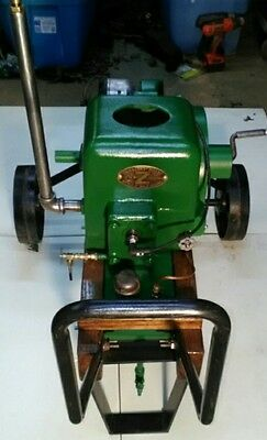 fairbanks morse 2 hp DZ engine with cart
