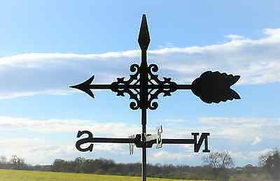 Standard Arrow Metal Weathervane (Vertical Fixing Bracket)