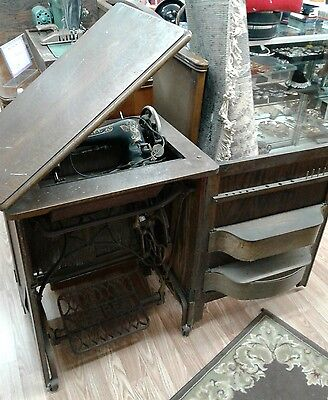 Antique free sewing machine