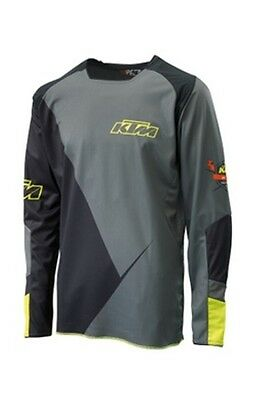 New Ktm Gravity-Fx Shirt Jersey Black Mx Offroad Jersey Was $59.99 Now $39.99!
