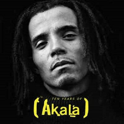 Akala - Ten Years Of Akala - Vinyl LP Album (Illa State Records) Brand New