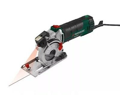 Parkside Plunge Saw PTS 500 A1 NEW + Accessories 500W Made In Germany