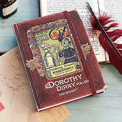 New Diary Planner Scheduler Organizer Journal Book_ Dorothy Diary Vol.3 _Undated