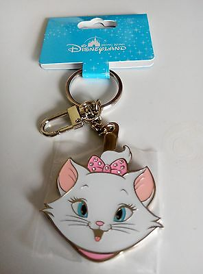 New Release HKDL The Aristocats Marie Mirror Keychain (Hong Kong Disney set pin)