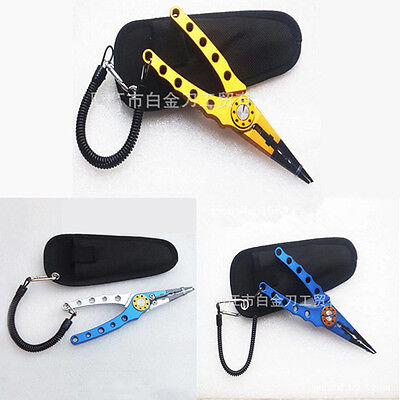 Split Holder Pliers New Fishing Hot Fashion Tackle Fishing 1PC Ring Cutters
