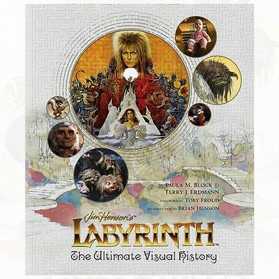 Labyrinth: The Ultimate Visual History By Paula M Block