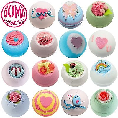 Bomb Cosmetics Bath Bomb Bath Blasters 160G (Slightly Damaged) Handmade