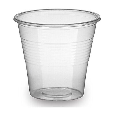 Trinkbecher Schnapsbecher Shot Dip Becher klar transparent 80ml Ø 55 mm PP