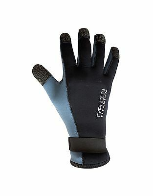 Typhoon 3mm Kevlar II Diving Gloves for Diving Caving Watersports
