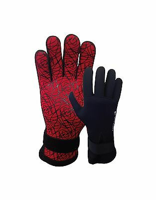 Typhoon 3mm Divers Gloves for Diving Caving Watersports