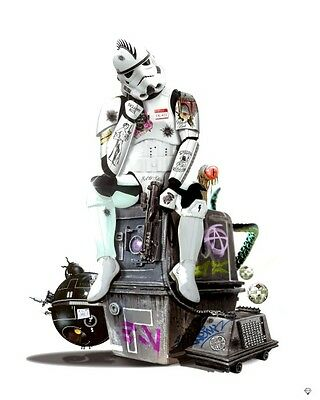 JJ Adams -Star Wars TK421 Sold Out Limited Edition
