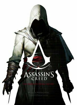 Assassins Creed - The Complete Visual History By Ubisoft