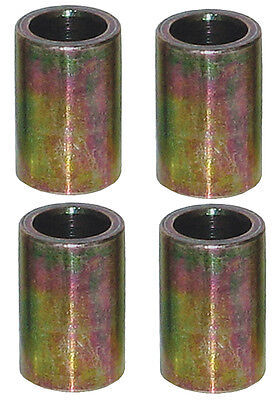 "Flat Steel Spacers 1/2"" I.D. x 1.125 Thick - 4 Pack #1212"