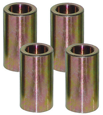 "Flat Steel Spacers 1/2"" I.D. x 1.375 Thick - 4 Pack #1214"