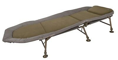STRATEGY Spro OUTBACK 6-LEG DREAMER BEDCHAIR 6 Bein Liege  Bed Chair NEW OVP